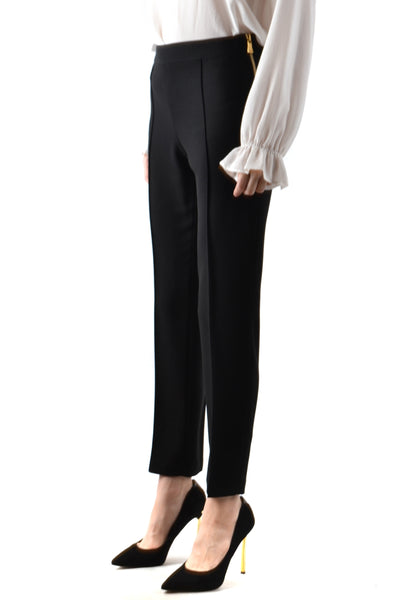 Boutique Moschino Trousers - Fitfineandfabulous.com