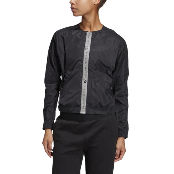 Adidas by Stella McCartney Athletics Bomber Jacket - Fitfineandfabulous.com