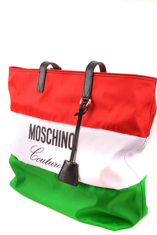 Moschino Tote - Fitfineandfabulous.com