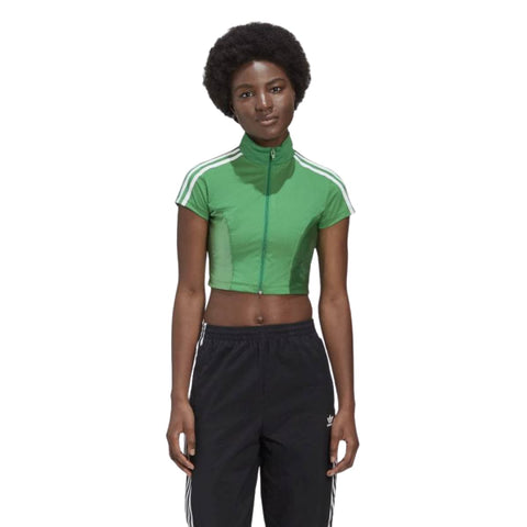 Adidas Originals x PAOLINA RUSSO crop top