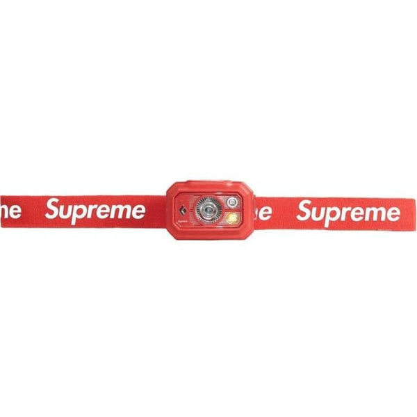 Supreme Black Diamond Storm 400 Headlamp