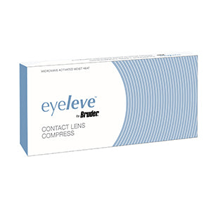 Eyeleve <br>Contact Lens Compress <br>(Case of 20)