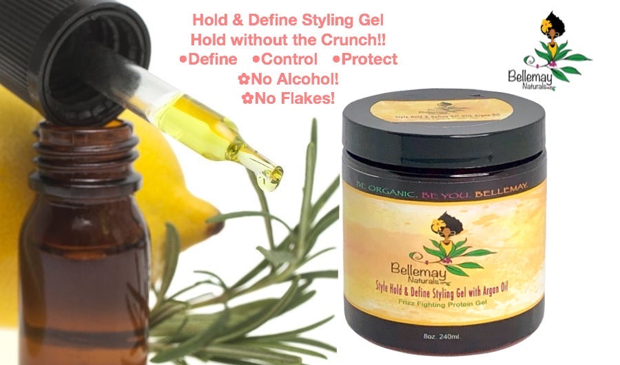 Hold & Define Styling Gel