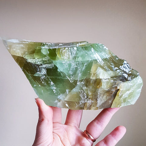 Green Calcite - XL (Mexico)