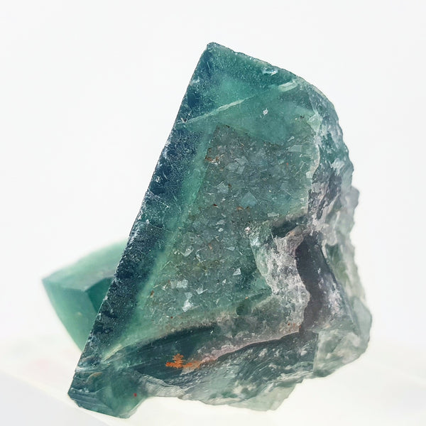 Emerald Green Fluorite (Madagascar)