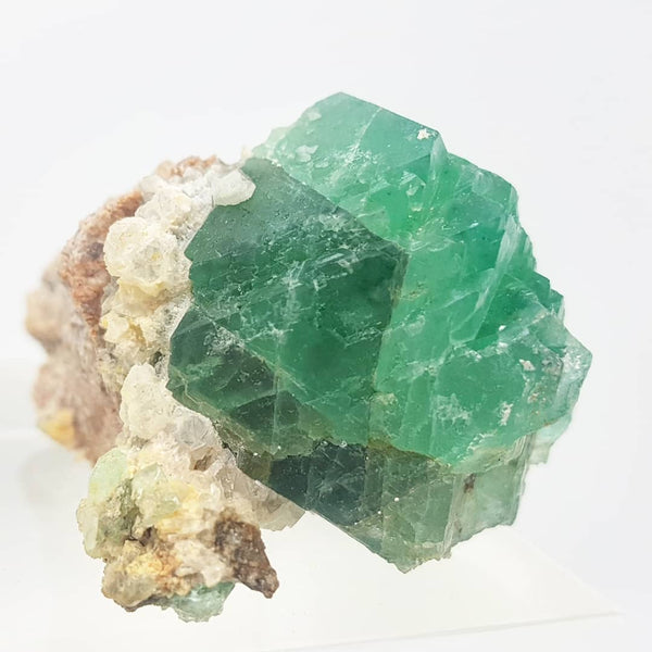 Riemvasmaak Green Fluorite #1 (South Africa)