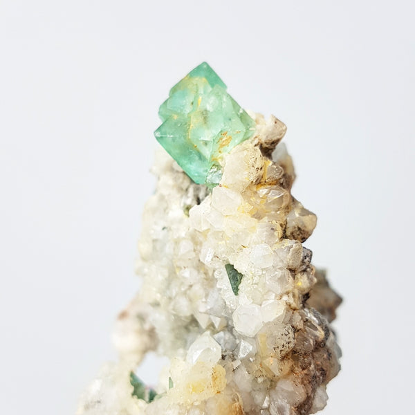 Riemvasmaak Green Fluorite #2 (South Africa)