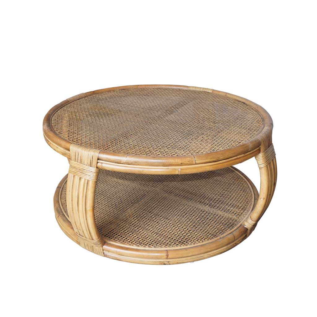 Cayman Rattan Coffee Table