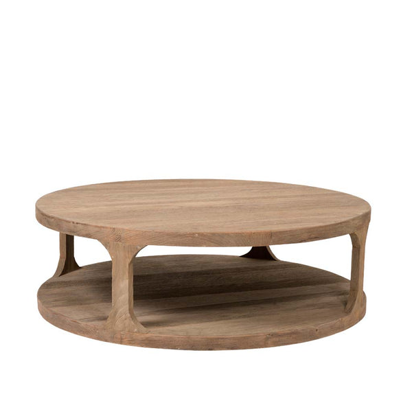 Laurent Round Coffee Table