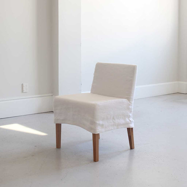 Coastal Dining Chair - White