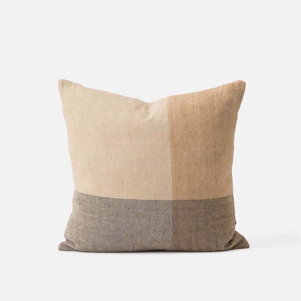 Henri Handwoven Linen Cushion Cover