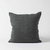 Heavy Linen Cushion Cover - Slate