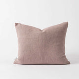 Washed Woven Cushion Cover - Thistle