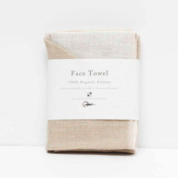 Nawrap Organic Dishcloth - Grey