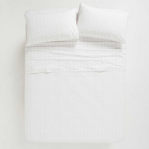 Grid Sheet Set - Queen