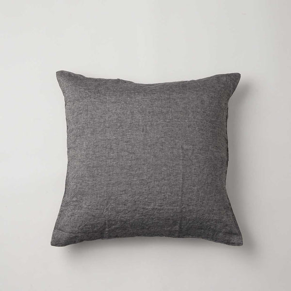 Sove Chambray Linen Euro Pillowcase