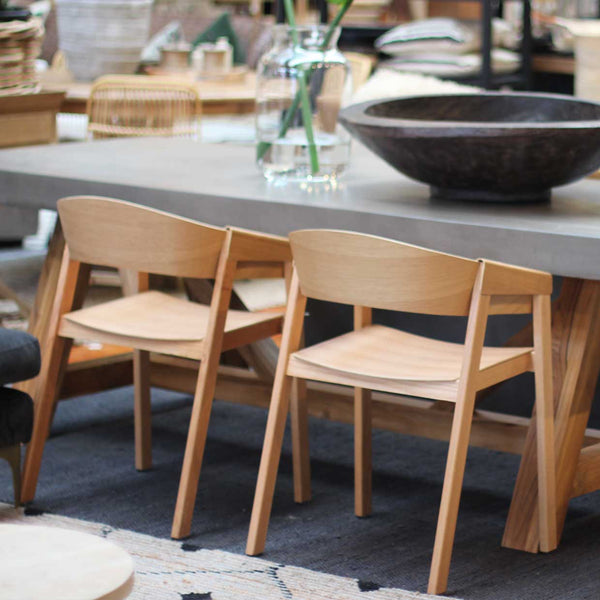 Copenhagen Oak Dining Chair
