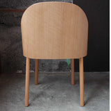 Copenhagen Solid Dining Chair