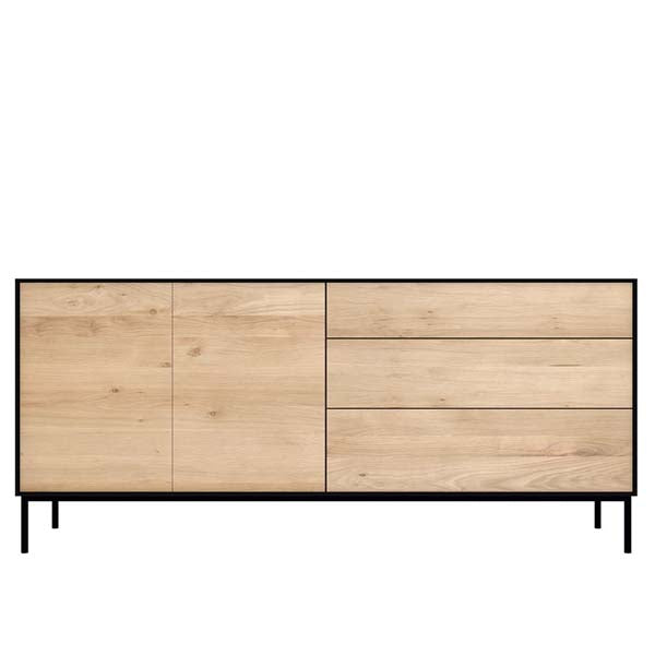 Oak Tui Sideboard w/ 2 doors