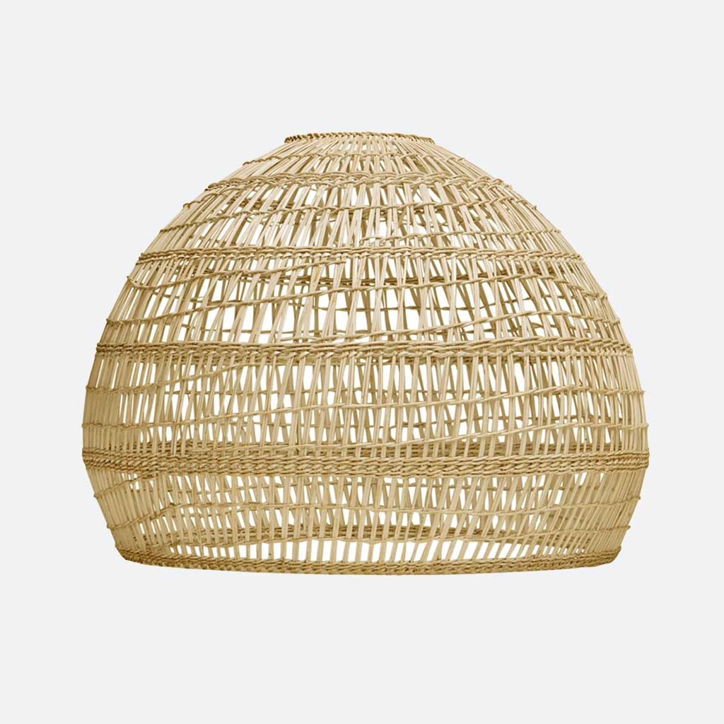 Firth Light Shade Wide - Natural
