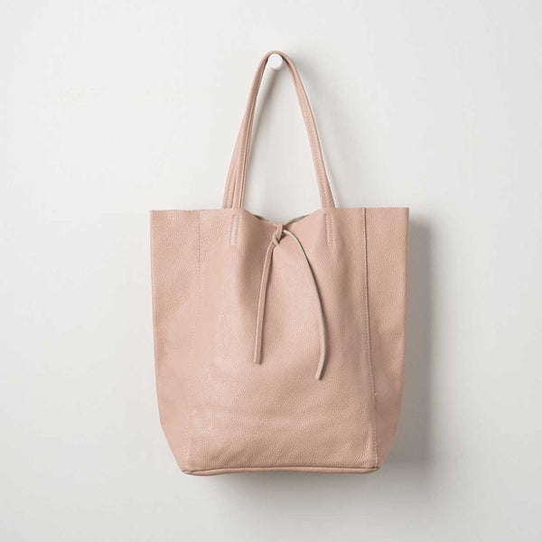 Florence Leather Tote