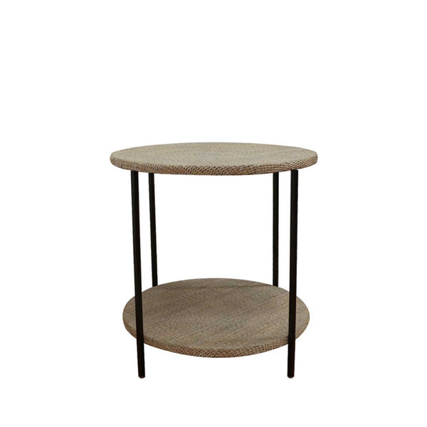 Claudia Round Side Table