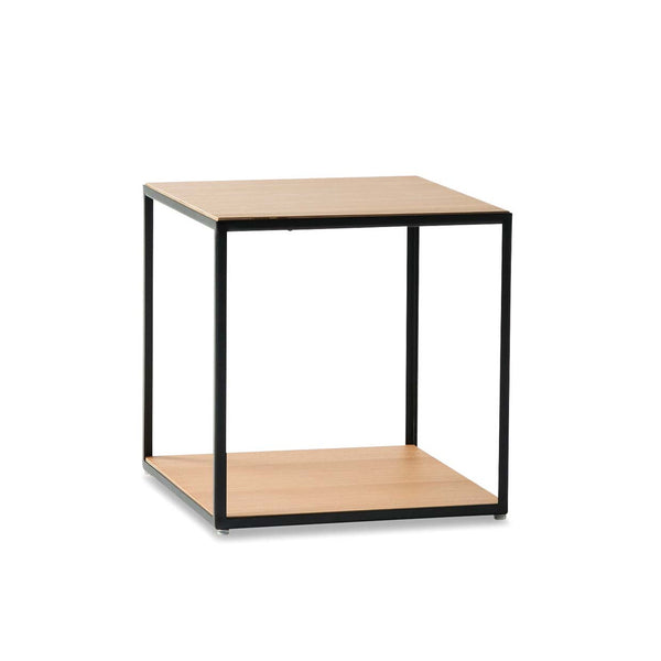 Linear Two Tier Side Table