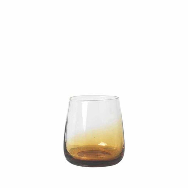 Copy of Glass Tumbler - Amber
