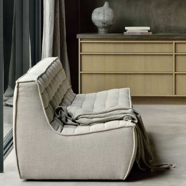 Marseille 3-Seater Sofa