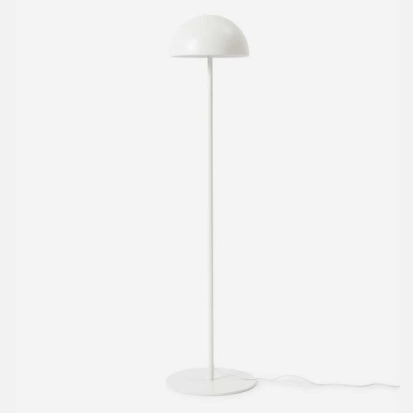 Moon Floor Lamp - White