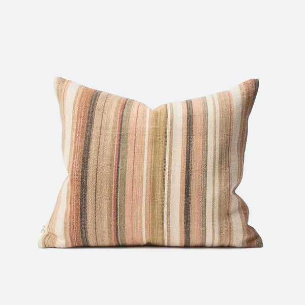 Nina Cotton Jute Cushion Cover