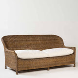 Rattan Gable Sofa