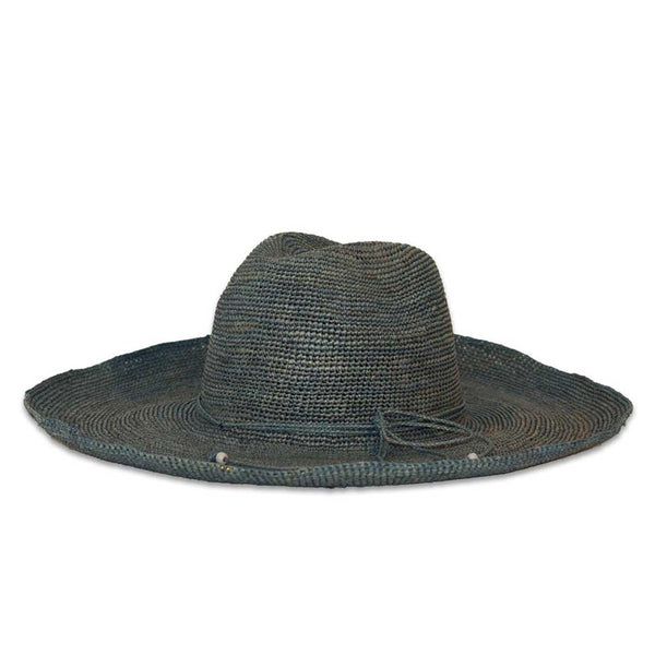 Aziz Hat - Light Grey