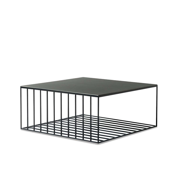 Linear Grid Coffee Table