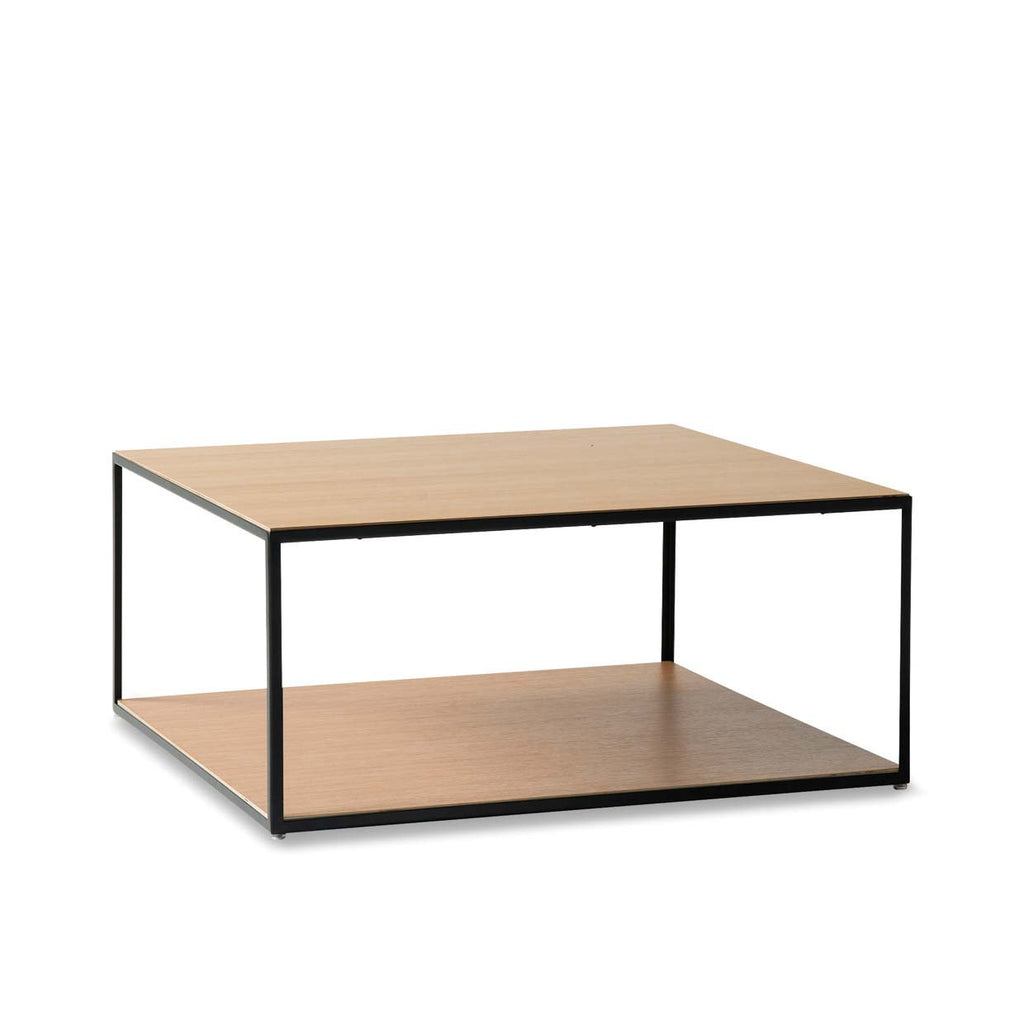 Linear Two Tier Coffee Table