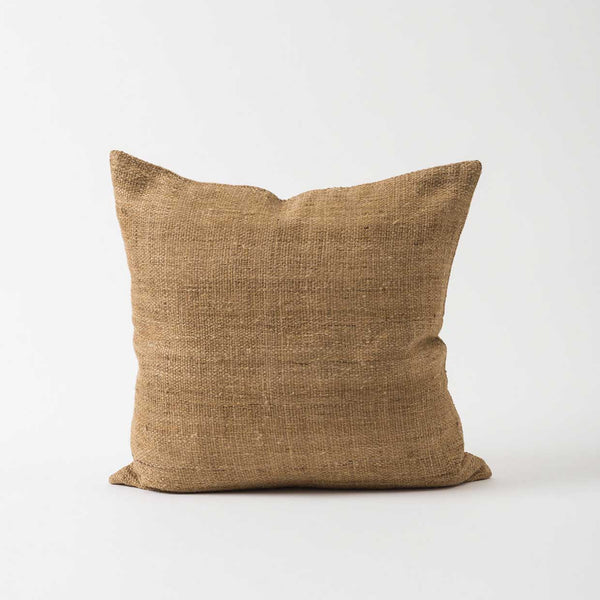 Silky Cushion Cover - Natural