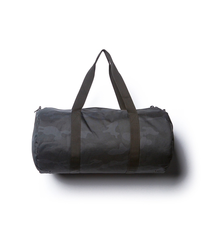 Duffel Bag - Black Camo -