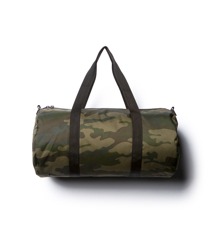 Duffel Bag - Army Camo -