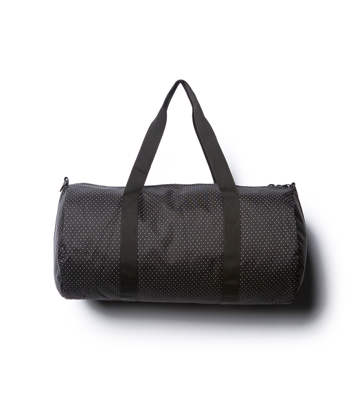 Duffel Bag - Black - Dot