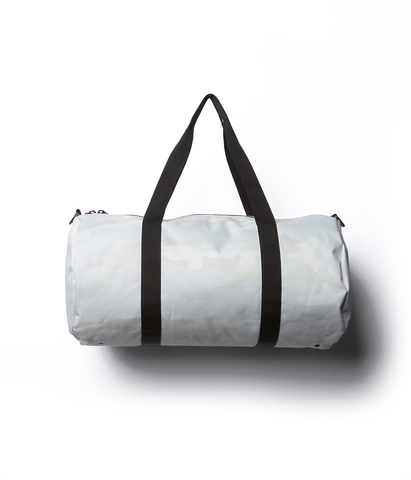 Duffel Bag - Snow Camo -