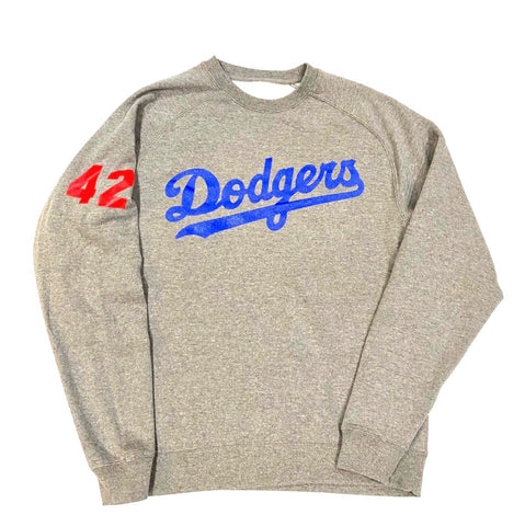 2020  Los Angeles Champs - Gray Crewneck  -