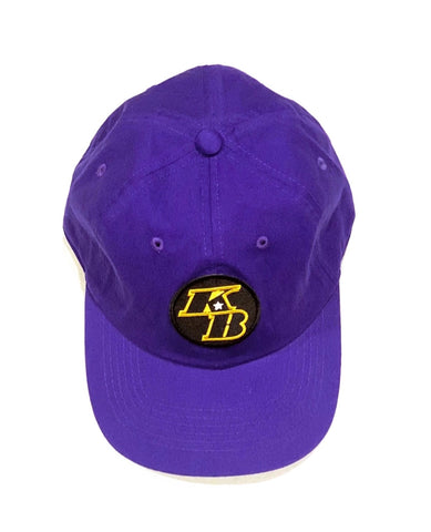 Legends Never Die Purple Tribute Dad Hat