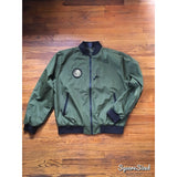 Mexico All Seasons Destroyer Jacket ARMY GREEN
