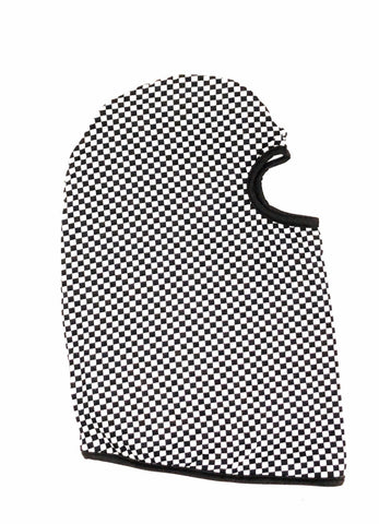 DIRTBAG Skimask Dustmask SandMask   - Checkers   - Black Accents