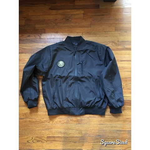 Mexico All Seasons Destroyer Jacket JET BLACK