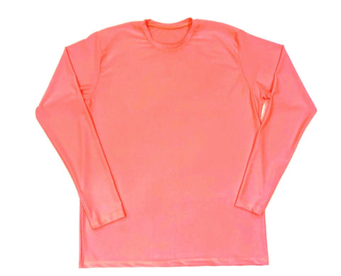 DIRTBAG LONG SLEEVE 100% Custom No Print INFRARED