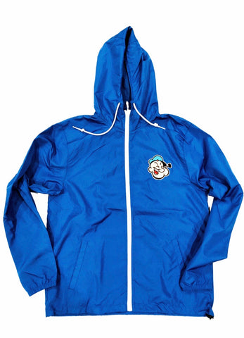 Popeye Royal Blue Windbreaker LIMITED EDITION