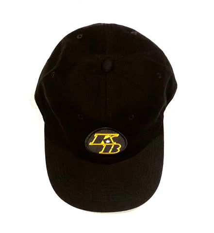 Legends Never Die Black Tribute Dad Hat