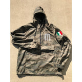 Classic Mexico ALL SEASONS  Jacket M Print and Side Flag Camo /White M Print