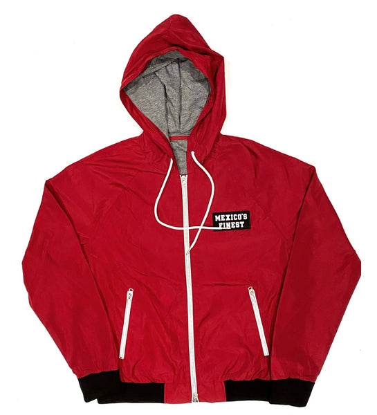 Mexico Classic Hoodie MEXICO'S FINEST - Black / White Print